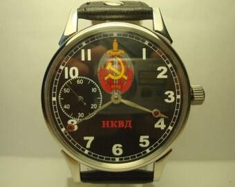 Men's Vintage Watch | Molnija Watch | Soviet Watch | Molnia Watch | Shturnanskie Watch | Vintage Watch | Watch Gift | Gift for Men |