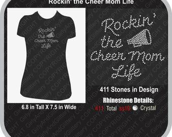 Rockin' The Cheer Mom Life