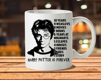 Harry Potter Mug, Muggles, Mischief Managed, Wizardry, Deathly Hallows, Harry Potter Fans, After All This Time, Hogwarts Express, Potterhead