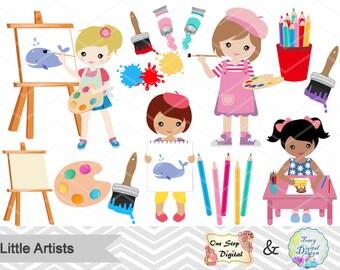 Instant Download Spa Girl Digital Clipart Spa Girls Clip Art