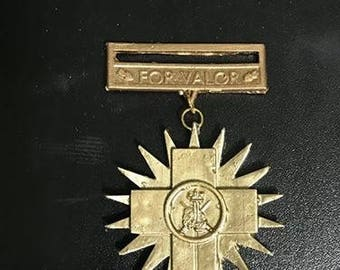 TRMN Dress Medal -A- Parliamentary Medal of Valor