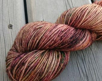 Harvest - Woolly Worsted - Superwash Merino