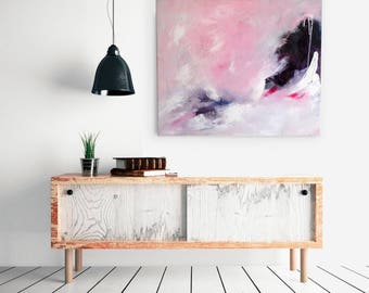 Original abstract painting-Large abstract art-Big abstract art-Modern abstract painting-Original painting on stretched canvas-Abstract art