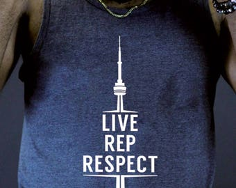 Live Rep Respect Tank