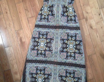Vintage Quilted Dress
