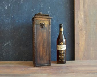 Wooden Wine Boxes Vintage Wedding Gift Rustic Wood Box Wine Accessories Cellar Decoration Exchange Gifts Ideas Containers with Lids
