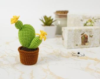 Artificial cactus Housewarming gift Home decor Stuffed cactus Desk decoration Plush cactus decor Stuffed cacti Fake plant Home decoration