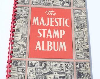 The Majestic Stamp Album, 1960 Stamp Collector's Album