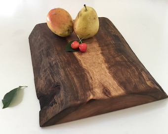 Cheese board Wooden Serving Rustic Board Blackbutt Australian Christmas Gift