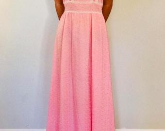 Pink vintage JC Penney