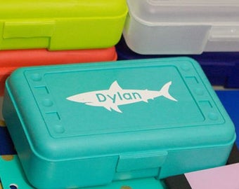 Personalized Pencil Box | Back to School