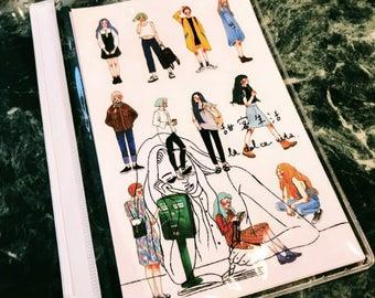 NEW La Dolce Vita 5th Anniversary Sticker Set