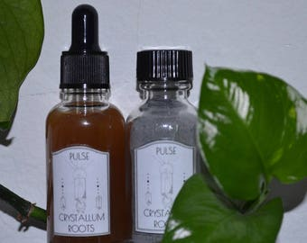 Herb-Infused Vinegar & Clay Mask || PULSE ||