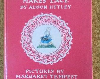 Alison Uttley - Little Grey Rabbit Makes Lace