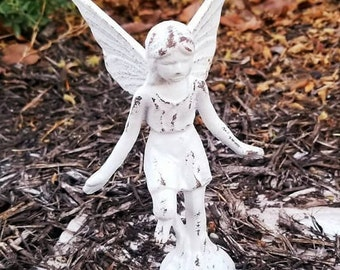 Fairy, Fairy Decor, Fairy Statues, Garden Decor, Kitchen Decor, Fairy Figurine, Fairy Doll, Small Fairy Magical Fairy Fantasy Creature