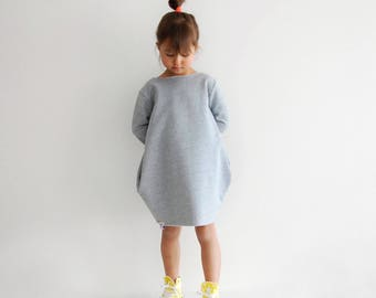 Oversized Sweater, long sweatshirt dress, girls sweatshirt dress, girls dress, grey dress, oversized sweatshirt dress, black dress, casual
