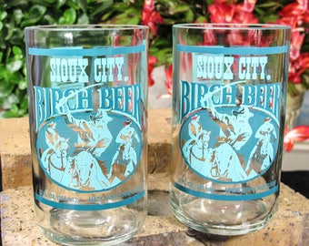 soda bottle sioux city birch beer table glasses cool things soda pop gift beer gift ideas pop bottle glasses cool birthday gift popular idea