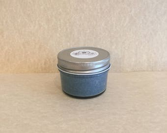 Mixed Berry: Scented Exfoliating Sugar Scrub (4 oz.)