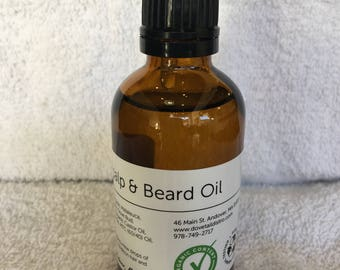 Father Jack's Scalp and Beard Oil