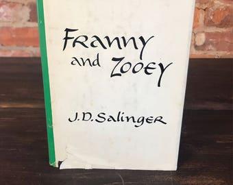 Franny & Zooey 1962 Edition