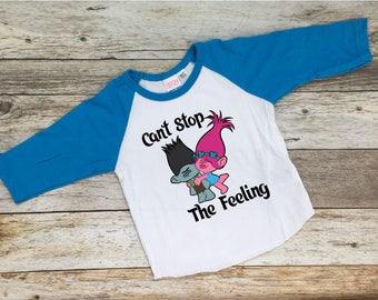 Trolls Movie Shirt. Trolls Shirt. Trolls Movie. Trolls Birthday Shirt. Trolls Party. Trolls Theme. Princess Poppy Shirt.
