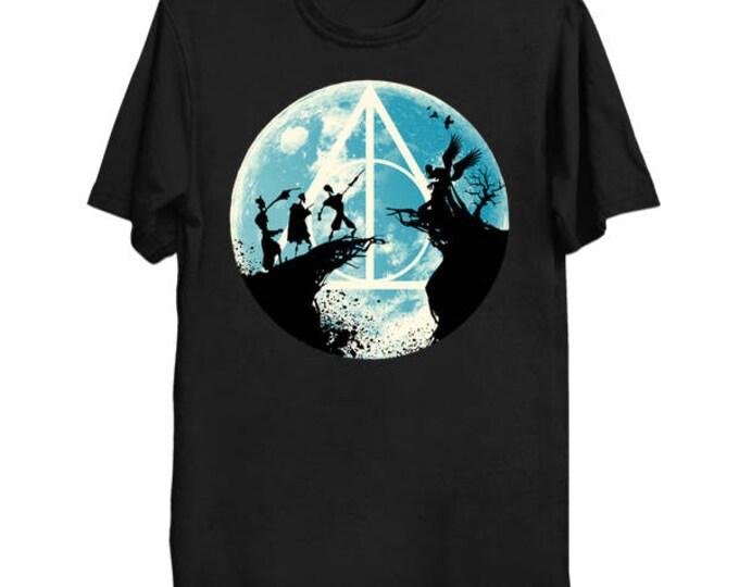 Schaufenster-Bild: Three Brothers Tale | T-Shirt