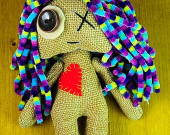 Hand made doll Сute doll Pretty toy Bright doll Dolls Baby toy FREE SHIPPING OOAK Art doll Rag doll Dolls Gifts for kids Prim Booo