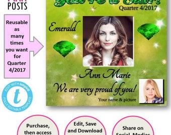 Emerald Star Post