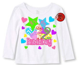 LAMBIE Birthday Shirt Long Sleeve T-shirt