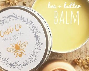 Castile Co Bee & Butter Balm