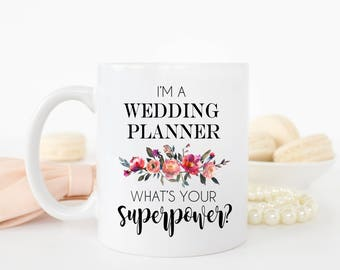 Wedding planner gift etsy wedding planner mug wedding planner gift gift for wedding planner event planner gift junglespirit Image collections