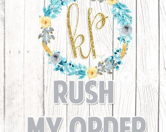 RUSH My Order - Additional Service