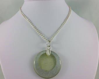 Necklace: Colourless Green Ideas Sleep Furiously