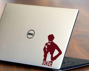 DC Comic Joker Decal