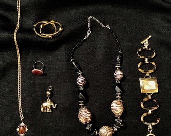 Jewelry Lot: The Serengeti