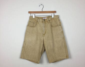 90s GUESS Denim Shorts Size 30, Guess Shorts 30, Denim Shorts 30