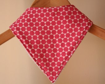 Choose from a selection of Handmade Baby Bandana Dribble Bibs - Baby to Toddler