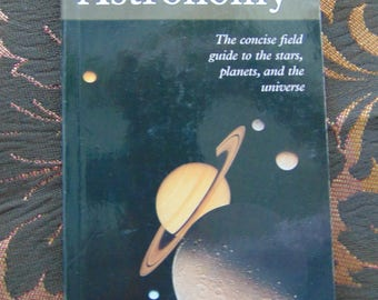 Astronomy , Peterson First Guides , 1997 , Jay M Pasachoff , Paperback