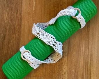 Macrame Yoga Strap/ Sling FREE SHIPPING