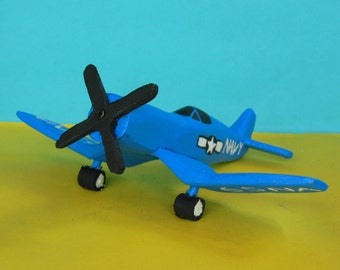 Vought Corsair Toy Airplane