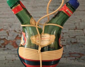 1961 Chianti Oil and Vinegar set