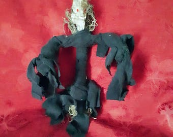 Voodoo Dolls Wrapped Protection Voodoo Doll Handmade Vodou Authentic New Orleans