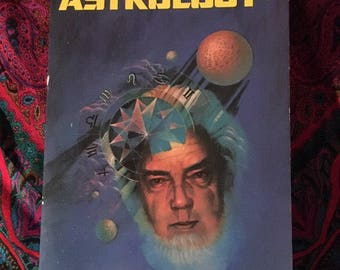 Scientific Astrology - by Sir John Manolesco - paperback 1973