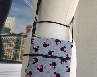 Minnie Mouse Disney crossbody bag