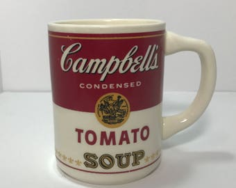 1970's | Campbell's Soup Mug | ceramic | made in USA