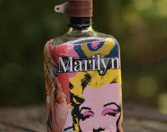 Marilyn Monroe Decanter
