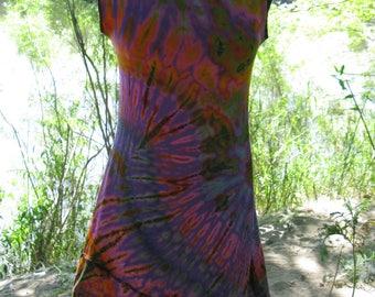 Tie Dye Fairy Dress