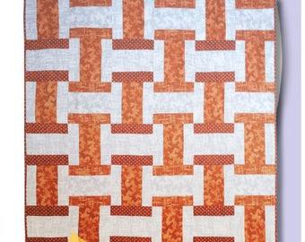 I Formation PDF Quilt Pattern
