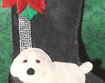 Pet Stockings Poodle?