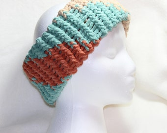 Headband/Earwarmer - Loomed